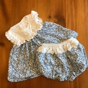 SWEET Baby Bloomer Outfit